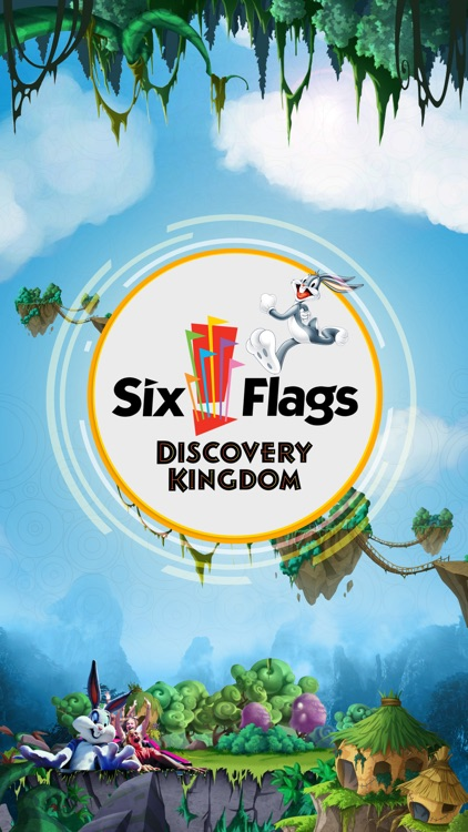 Best App for Six Flags Discovery Kingdom