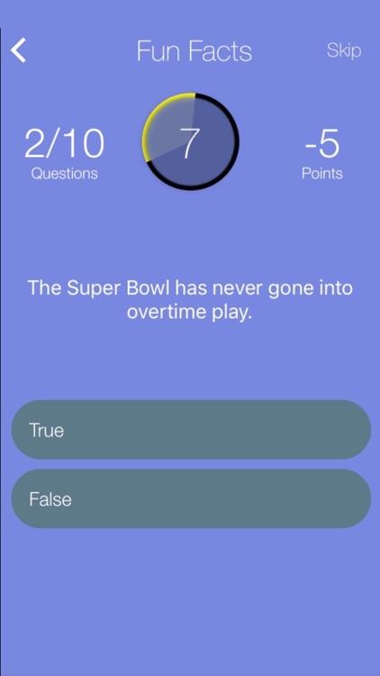 Super Bowl Quiz screenshot-3