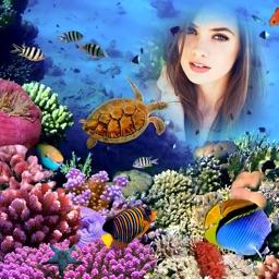 Underwater Photo Frames
