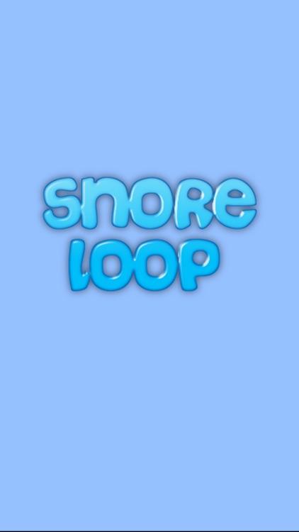 Snore Loop - Track Your Snoring And Sleep Apnea screenshot-3
