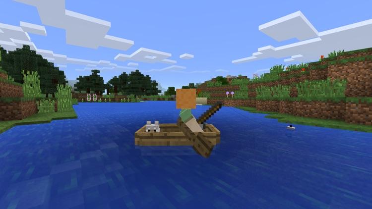 Minecraft: Pocket Edition screenshot-4