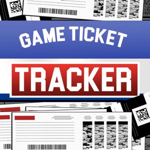 GAME TICKET TRACKER 2018 app