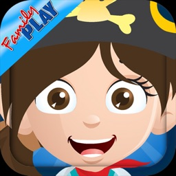 Pirate Puzzles: Jigsaw Puzzles for Kids Deluxe