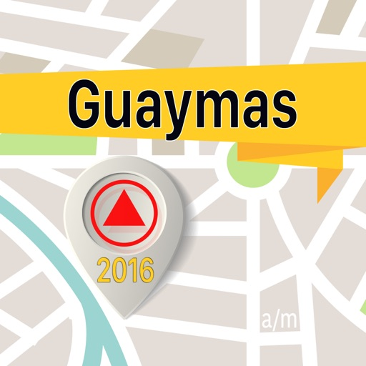 Guaymas Offline Map Navigator and Guide