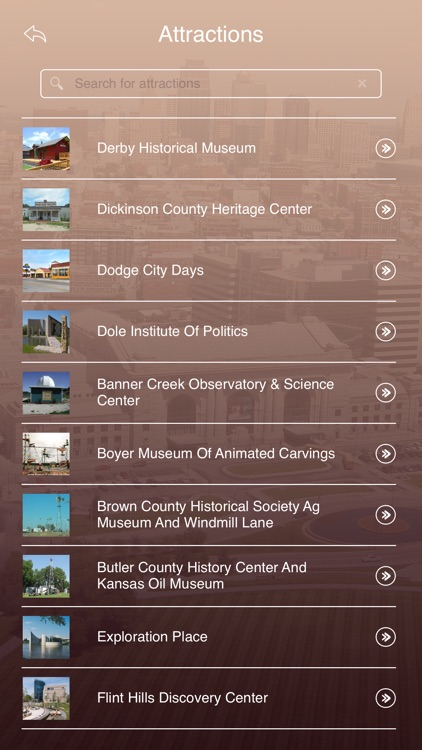 Kansas Tourism Guide screenshot-2