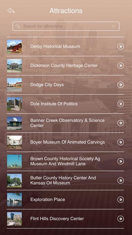 Kansas Tourism Guide