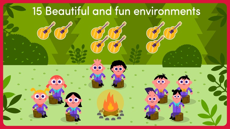 Learning games - for preschool screenshot-3
