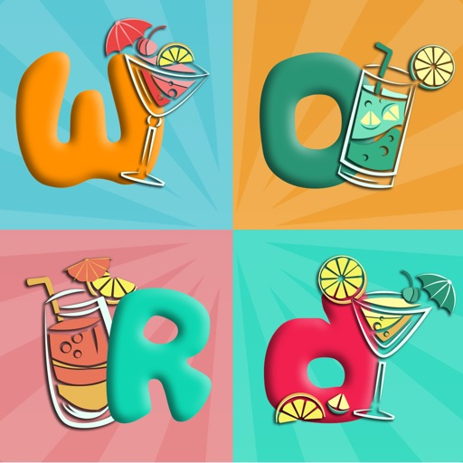 Word Search Drinks Puzzle