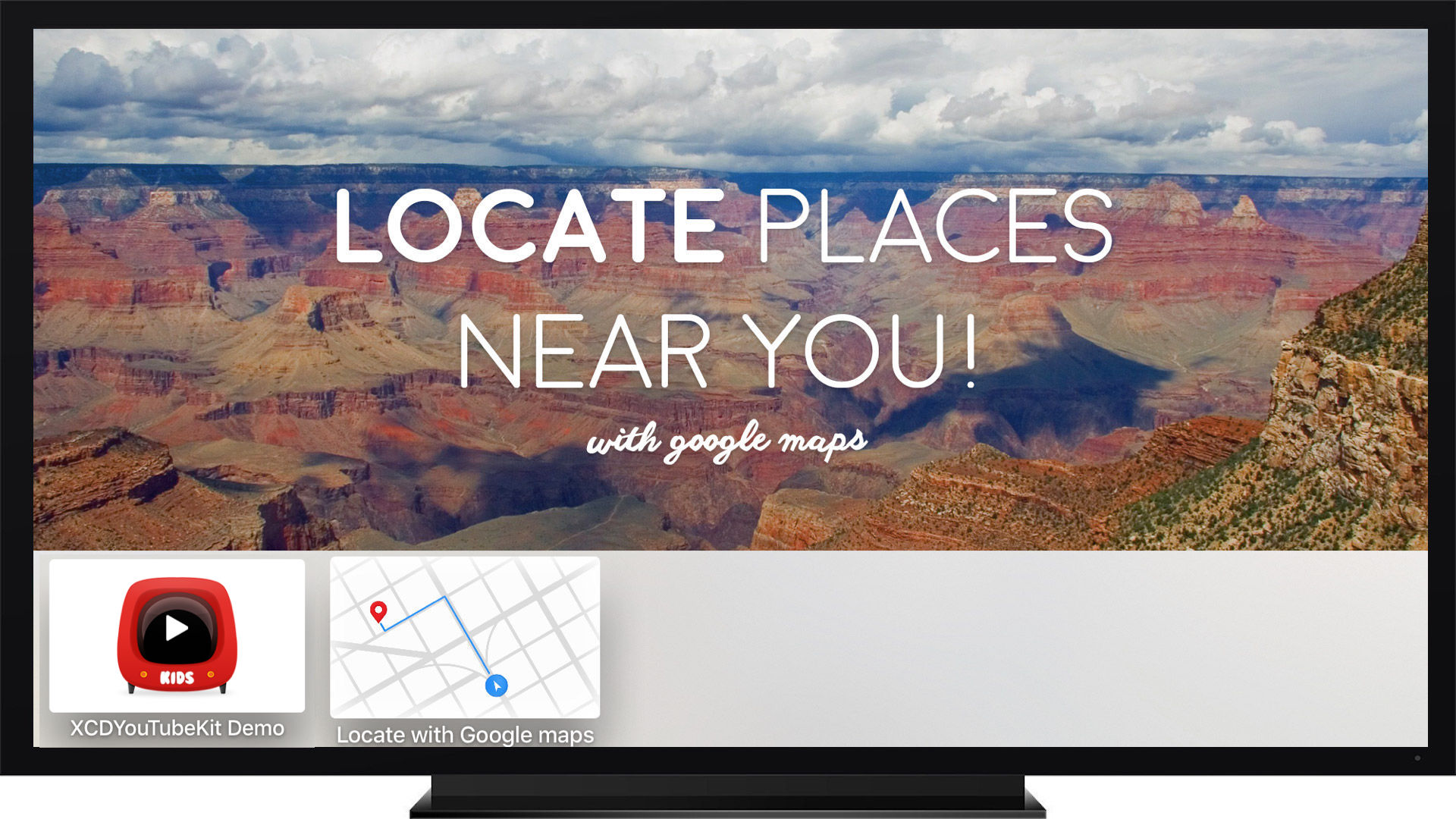 Locate with Google maps screenshot 5