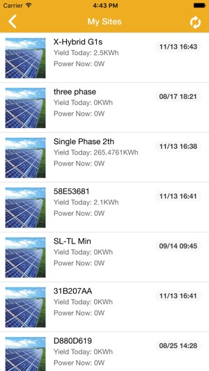 Solar X-Monitoring on the App Store