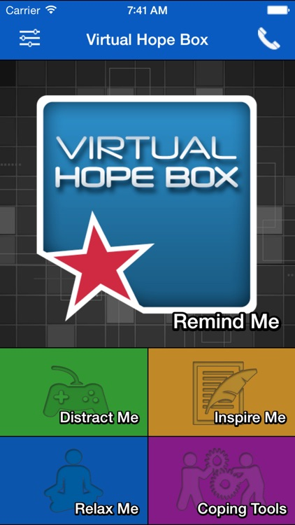 Virtual Hope Box screenshot-0