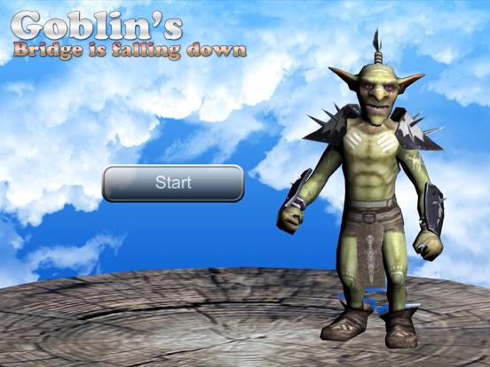 Screenshot #4 pour Goblin bridge is falling down