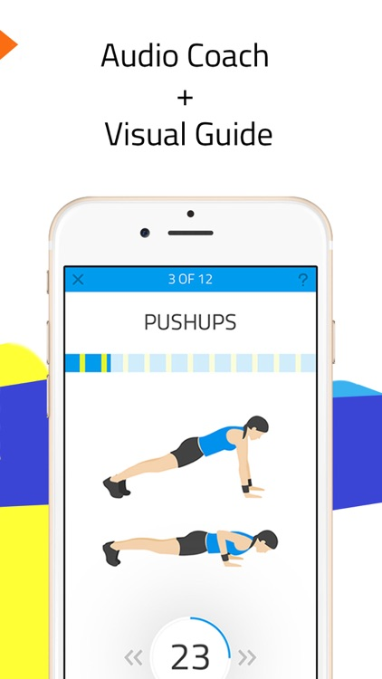 7 minute workout challenge. screenshot-3
