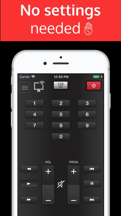 Sonymote : Remote for Sony TV screenshot-3