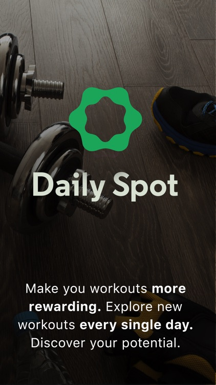 Daily Spot Gym & Audio Fitness
