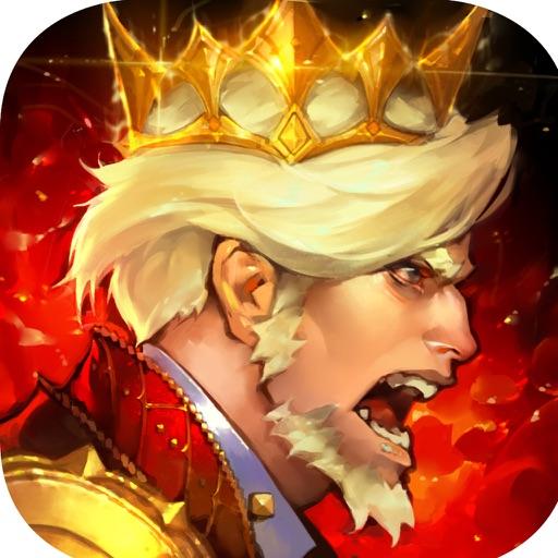 王国-全民英雄竞技手游,跨服争霸盛世来临!