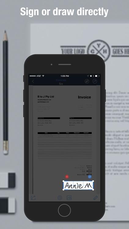 Scan Master Pro - PDF Scanner to Scan Docs & Cards screenshot-4