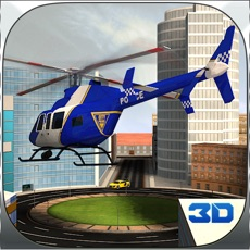 Activities of Police Helicopter Pilot Chase Cars 3D Game