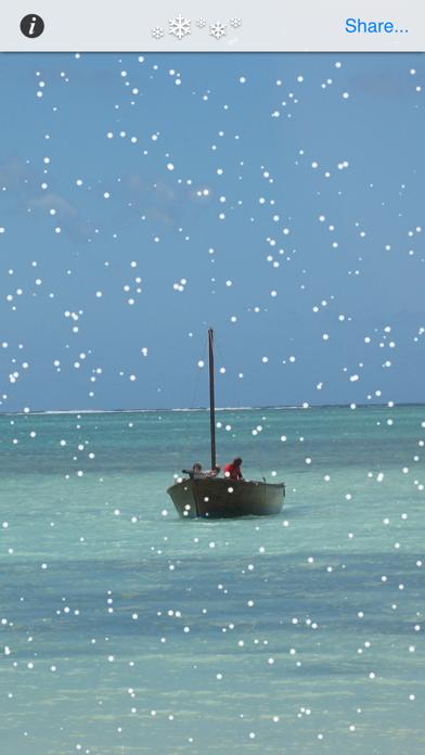 Let it Snow - Appのおすすめ画像3