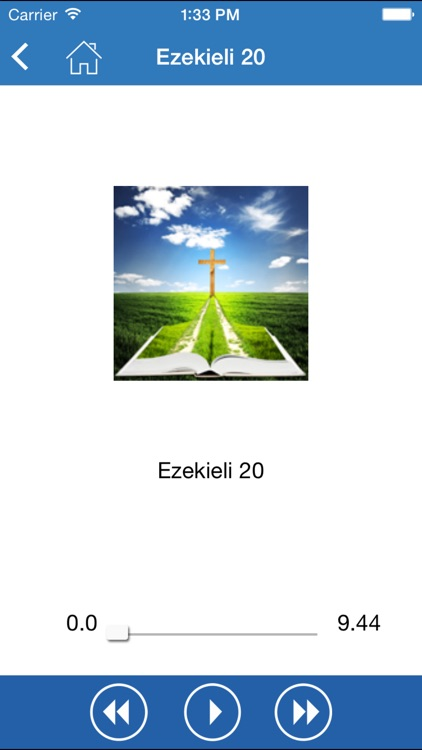 Audio Biblia Kiswahili (Redio Biblia) screenshot-1