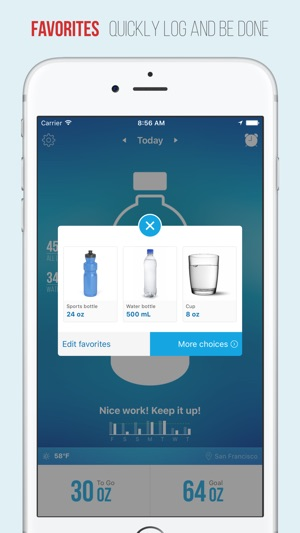 Waterlogged - Drink More Water on the App Store