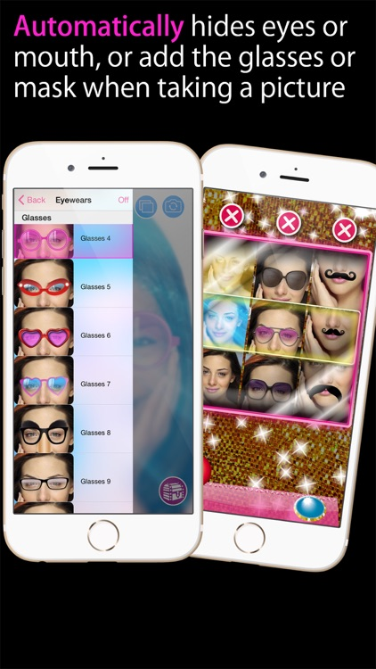 Sexy Mirror - The ultimate SELFIE app