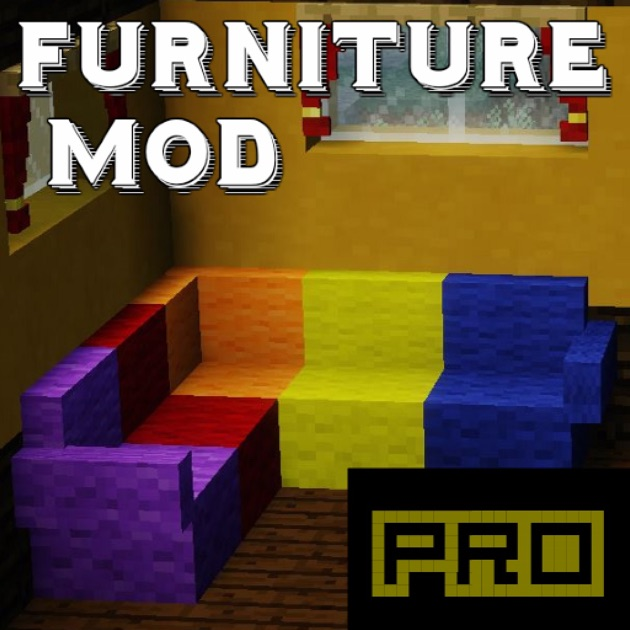 Furniture mod pe on the app store Furniture app