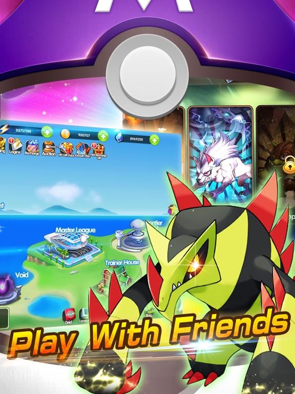 Pocket League: Land of Fantasy-ipad-1