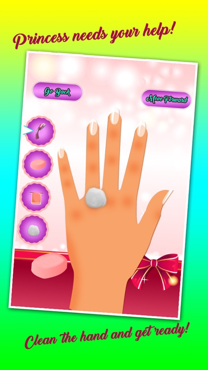 Girls nail party salon: A full fashion mackup game Saloon where girls can practice nail art 24 hours for Free.