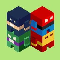 Codes for Geometry CubeCraft SuperHero TeamUp Survival Dash Hack