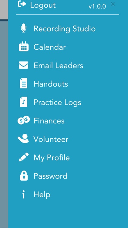 Charms Blue – Student App screenshot-4