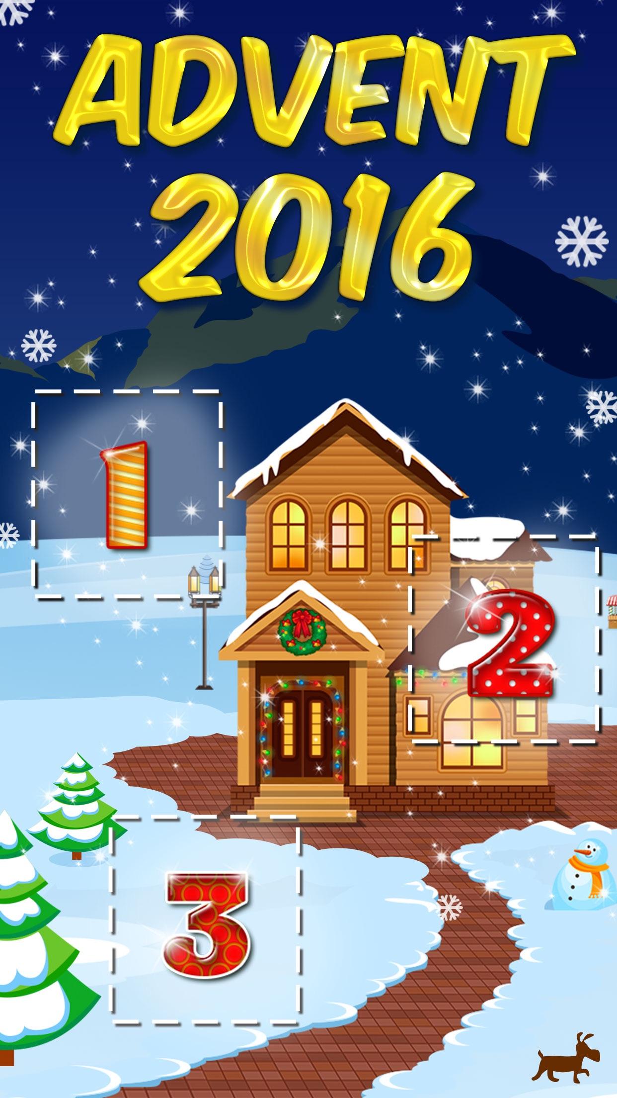25 Days of Christmas 2016 Screenshot