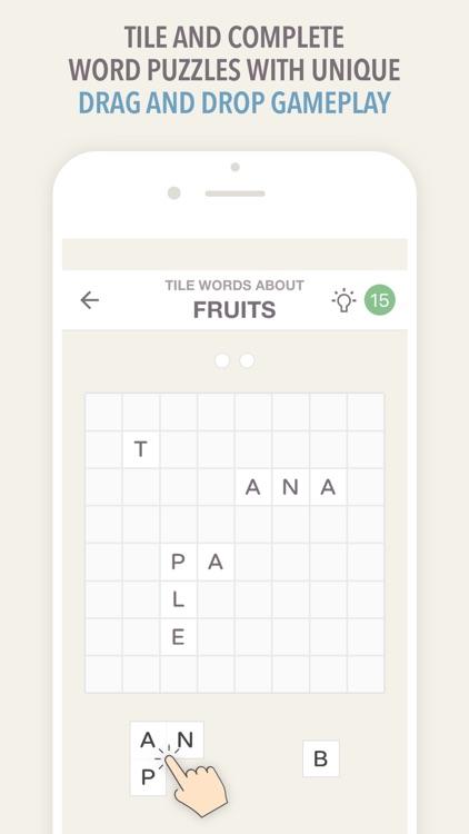 Wordpack - Word Puzzle Game