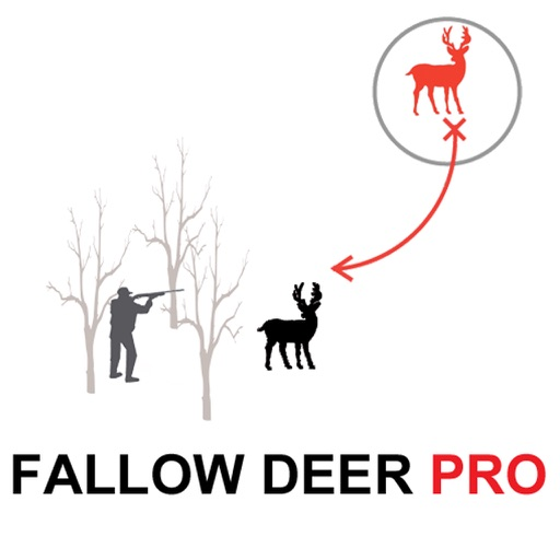 Fallow Deer Hunting Strategy Planner for iPad