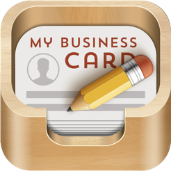Cardstudio best free business card maker on the app store cardstudio best free business card maker 4 reheart Choice Image