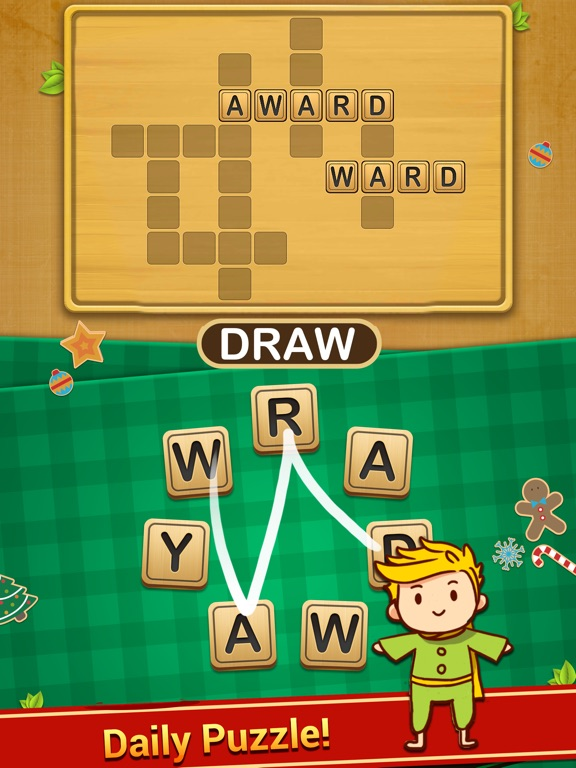 Word Link - Word Puzzle Game screenshot 5