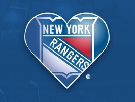 Rangers fans can now turbocharge their messaging game with the official New York Rangers stickers
