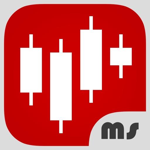 Daily Stocks (ms) iOS App