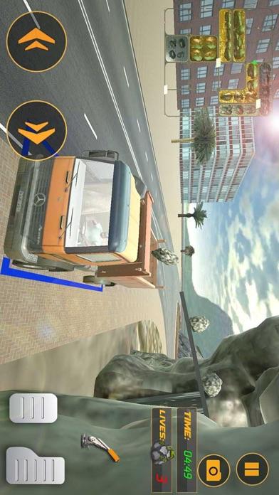 鉱業運転と2017駐車場クエストシミュレータのスクリーンショット4