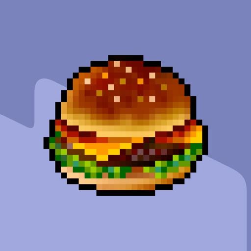 Iconfactory Pixel World Stickers