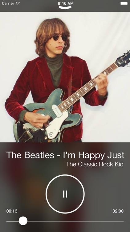 Classic Rock Free - Songs, Radio & News screenshot-3
