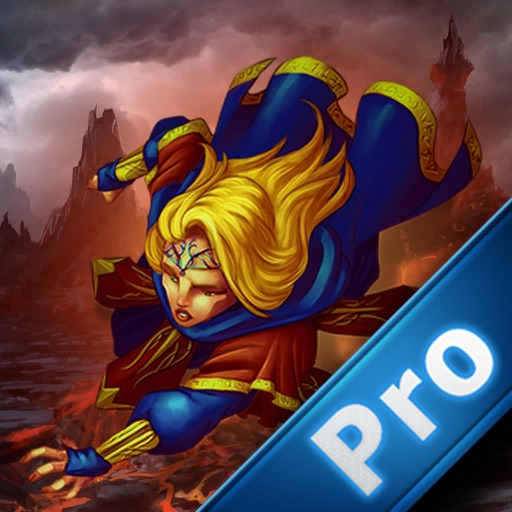 Cool Warrior Big Volcano PRO - Mega Game Jumps icon