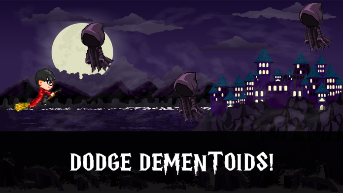 Dementoids: Wizarding World Defender Screenshot