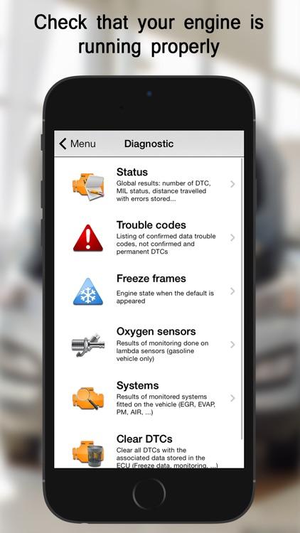 EOBD Facile - Car Diagnostic