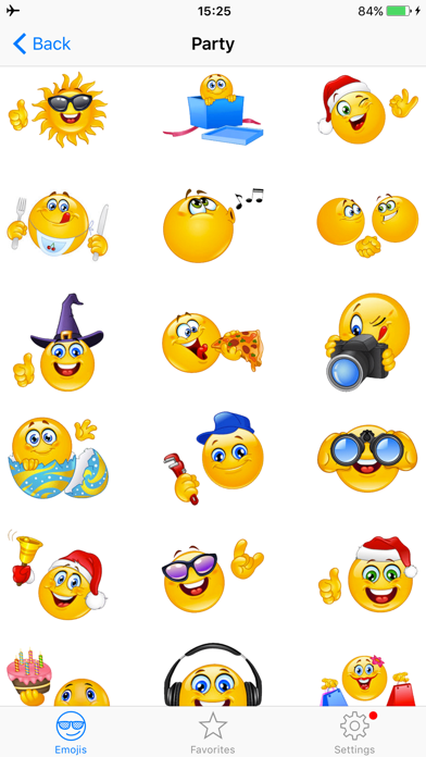 Adult Emojis Icons Pro - Naughty Emoji Faces Stickers Keyboard Emoticons for Textingのおすすめ画像4