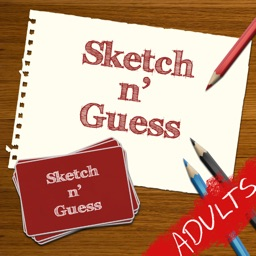 Sketch n' Guess: Adults