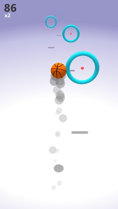 Jump Dunk screenshot 2