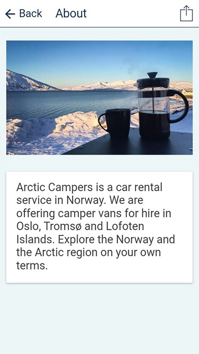 Arctic Campers screenshot four