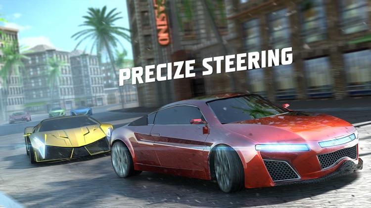 Racing 3D: Extreme Furious Driver screenshot-3