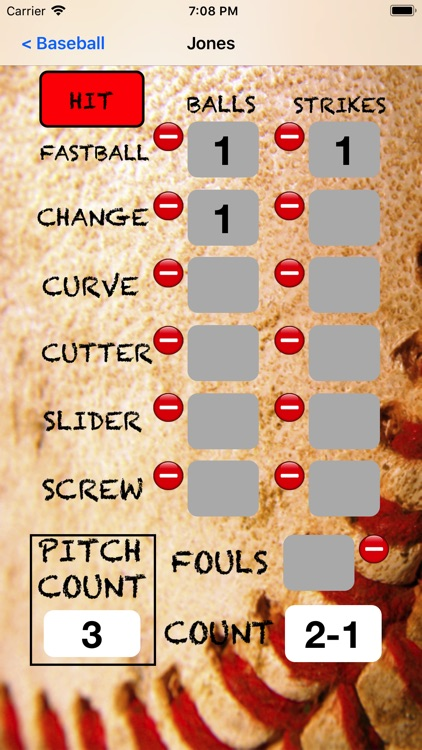 Pitch Count Extreme